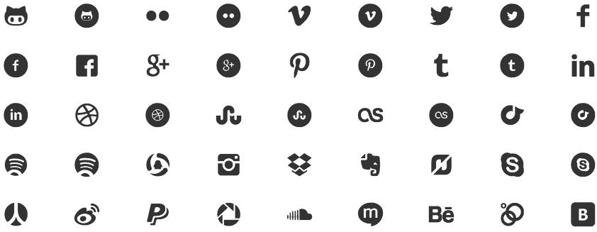 Entypo Social