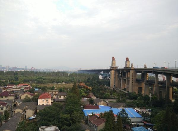 南京市长江大桥